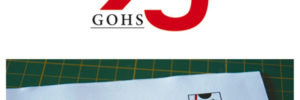 Logo Jubiläum Gohs