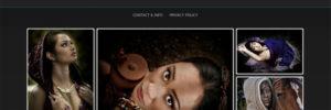 Webseite Fahn Photography