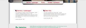 Webseite Knuth Autoreparaturen